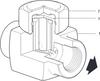 Thermodynamic Steam Trap -- TD52MA - Image