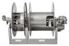 Power Rewind Liquid Reel with Manual Rewind Vapor Reel -- PBM -Image