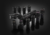 Specialty and Macro Motion Picture Lenses -- Special Purpose Fisheye, Low-angle Prism, and Mesmerizer Lenses