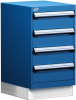 Stationary Compact Cabinet -- L3ABD-2802D -- View Larger Image