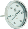 Backmounted Bimetal Dial Thermometers -Image