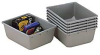 AKRO-MILS Akro-Tub Poly Tote Box -- 5297400