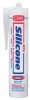RTV Silicone Sealant,Clear,12 oz. -- 13P450