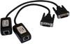 DVI Passive Extender Balun Set -- 90 12301