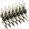 10+10 Pos. Male DIL Horizontal Throughboard Conn. -- M20-9741042 - Image
