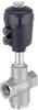 Pneum. operated 3/2-way Globe Valve -- 287199 -Image