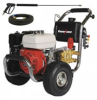 BE Professional 2700 PSI  Pressure Washer w/ Honda GX Engine -- Model PE-2565HWSCOM - Image