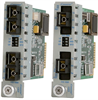 1000BASE-X to 1000BASE-X Ethernet Switch and Fiber Media Converter -- iConverter® GX/X