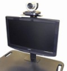 Video Furniture Int'l MM1232 Medium Duty Single Bracket LCD Mount for 12