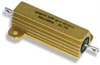 Aluminum Housed Axial Terminal Resistor -- HS/HSN Series - Image