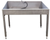 Stainless Steel Sink Extension -- MAXI - Image