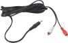12-ft. (3.6-m) Stereo Audio Cable, (2) RCA Male, (1) 3.5-mm Male -- ACB-2RCAMJ-0012 - Image