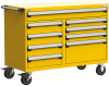 Heavy-Duty Mobile Cabinet (Multi-Drawers) -- R5GJG-3401 -Image