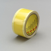 3M(TM) Riveters Tape 695W Yellow with White Adhesive, 3 in x 36 yd, 12 per case Bulk -- 021200-38366
