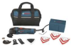 BOSCH 2.5 A Multi-X™ Oscillating Tool Kit -- Model# MX25EC-21