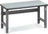 1-3/4 Thick Plastic Laminate T-Mold Edge Workbenches -- 5356002