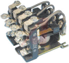 Relay;E-Mech;Power;4PDT;Cur-Rtg 35/20AAC/ADC;Ctrl-V 120AC;Screw;UL;PM Series -- 70213398