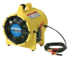 Confined Space Blower,8 In.,1/3 HP,12VDC -- UB20-12V