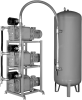 Vacuum Unit with Three Pumps - Image
