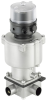 Type 8806 - Robolux Multiway Multiport Diaphragm Valve with Control and Feedback Head -- 8806 -Image