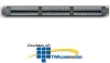 Panduit® Category 6-24 Port UTP Patch Panel -- PVEDP246B
