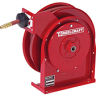 Premium Duty Spring Retractable Low Pressure Air / Water Hose Reel Series 4000 -- 4600 OLP
