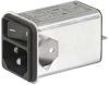 Power Entry Connectors - Inlets, Outlets, Modules -- 486-3196-ND - Image