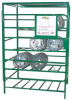 Propane Cylinder Storage Rack,12 Cyl -- 5WXR1