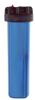 Blue Sump; Black Cap; 1 in. FNPT; Pressure Relief -- FH10000BL1PR -Image
