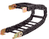 Nylatrac Modular Plastic Cable And Hose Carriers -- NSB Series