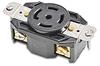 30A Heavy-duty Single Receptacle: locking, 277/480 VAC, NEMA L22-30 -- 72230FR