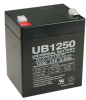 12V 5Ah SLA Battery -- 5010-SF-02 - Image
