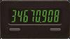 CUB7T 8-Digit Timer, Low Voltage Input, Green Display -- CUB7TCG0