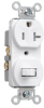 Combination Switch/Receptacle -- 671-TRW -- View Larger Image