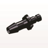 Bayonet Male Connector, Barbed, Black -- BC631 -Image