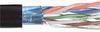 Category 5E F/UTP PVC Patch 26 AWG 4-Pair Stranded Black, 1KFT -- TFC2105 -Image