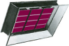 High Intensity Gas Infrared Heaters -- AK-3 Series