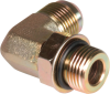 "#10 ORBM x 1/2"" JICM Swivel 90° Elbow -- 8006370 - Image"