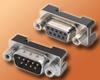 Slim D-SUB - Space Saving 9pin Slim D-SUB for PCB Use -- XM3-LS Series - Image