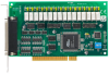16-ch Relay and 16-ch Isolated Digital Input PCI Card -- PCI-1762
