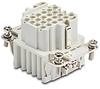Size 6B Female Insert for Multi-wire Connector: 24-pole, 10 amp -- ZP-MC06B-1-FC024