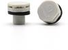 M10x1.0 Plastic Vent Plug Breather Air Vent,Waterproof Plugs,Screw-In Vents,Pressure Release Element