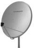 Winegard DS-3100 1 Meter Satellite Dish with AZ/EL Pole -- DS-3100