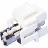 Channel Vision 10-J-IBNC-I Ivory BNC Connector Jack Inserts -- 10-J-IBNC-I - Image