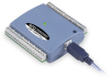 12-Bit, 50 kS/s, Multifunction DAQ Device -- USB-1208FS-Plus