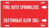 Brady Strap-On Pipe Marker -- 4059-F - Image