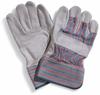 Economy Leather Palm Gloves -- GLV463