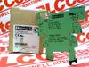 TERMINAL BLOCK RELAY SOCKET 6.2MM 24VDC -- PLCBSC24DC21