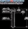 Solderless Pressfit PCB Pin -- 0912-0-00-21-00-00-03-0