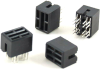 AM Backplane Female Straight Press Fit Power Connector -- 80316-2X2CB30P